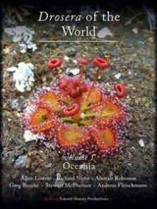 B90 Drosera of the World Volume 1- Oceania SIGNED